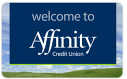 Affinity Credit Union Low Rate Master Card