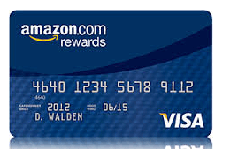 Amazon Visa Credit Card login