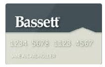 Bassett furniture credit card Login