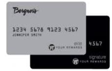 Bergner's Credit Card Login