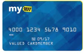 Best buy credit card statement online