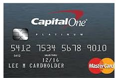 Capital One Secured Credit Card Login