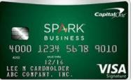 Capital One Spark Business Credit Card Login