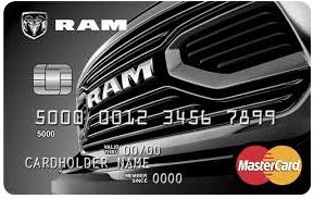 Chrysler MasterCard
