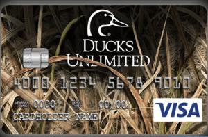 Ducks Unlimited Credit Card