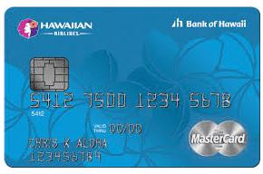 Hawaiian Airlines Bank Of Hawaii Elite Mastercard