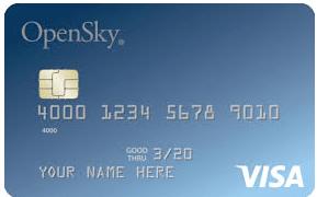 Opensky Secured Visa Credit