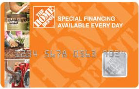 Home Depot Credit Card Login