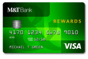 M&T Bank Credit Card