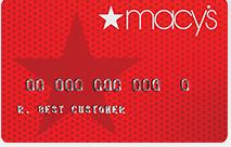 macy's credit card Login
