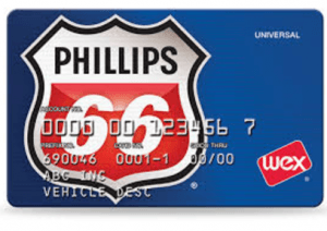 Philips 66 Credit Card