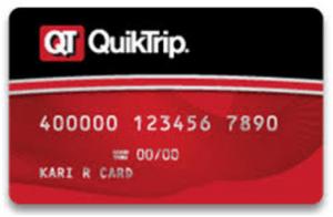 QuikTrip Credit Card