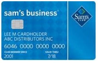 Samsclub Credit Login >> Sam S Club Credit Card Login Online Apply Now Card Gist