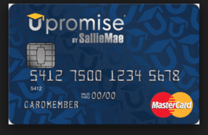 Upromise Mastercard Credit Card