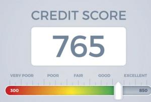 Experian credit report