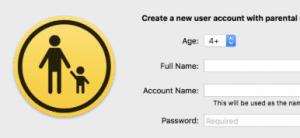 Child's Account